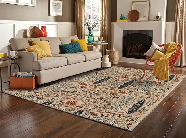 فرش مدما - فرش رستا - فرش کلاسیک - فرش کرمی - فرش سایز ۲.۲۵ متر در۳.۴ متر - فرش هشت متري - فرش 8 متري - فرش عرض دو متر و بيست و پنج سانت - فرش طول سه متر و چهل سانت