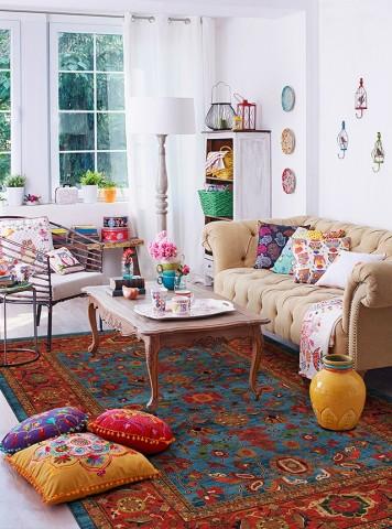فرش مدما - فرش نکیسا - فرش کلاسیک - فرش کاربنی - فرش سایز ۲.۲۵ متر در۳.۴ متر - فرش هشت متري - فرش 8 متري - فرش عرض دو متر و بيست و پنج سانت - فرش طول سه متر و چهل سانت