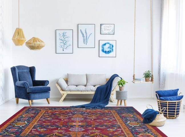 فرش مدما - فرش شیلان - فرش کهنه نما - فرش صورتی - فرش سایز ۲.۲۵ متر در۳.۴ متر - فرش هشت متري - فرش 8 متري - فرش عرض دو متر و بيست و پنج سانت - فرش طول سه متر و چهل سانت