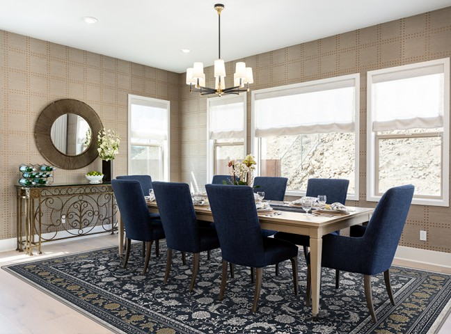 فرش مدما - فرش پرند - فرش کلاسیک - فرش سرمه ای - فرش سایز ۲ متر در ۳ متر - فرش شش متري - فرش 6 متري - فرش عرض دو متر - فرش طول سه متر