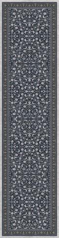 فرش مدما - فرش پرند - فرش کلاسیک - فرش سرمه ای - فرش سایز ٠.۸٠ متر  در ۳.۲ متر - فرش هشتاد سانت در سه متر و بيست سانت - فرش 80 سانت در 3 متر و 20 سانت - فرش عرض هشتاد سانت - فرش طول سه متر و بيست سانت