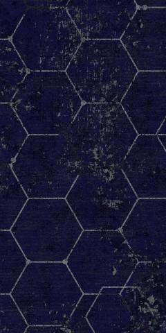 فرش مدما - فرش دیارا - فرش هندسی - فرش سرمه ای - فرش سایز ۱ متر در ۲ متر - فرش دو متري - فرش 2 متري - فرش عرض يک متر - فرش طول دو متر