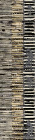 فرش مدما - فرش آمیتیس - فرش مدرن - فرش طوسی - فرش سایز ۱ متر در ۴ متر - فرش چهار متري - فرش 4 متري - فرش عرض يک متر - فرش طول چهار متر