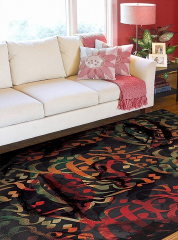 فرش مدما - فرش شهره - فرش خط نقاشی - فرش قرمز - فرش سایز ۲.۲۵ متر در۳.۴ متر - فرش هشت متري - فرش 8 متري - فرش عرض دو متر و بيست و پنج سانت - فرش طول سه متر و چهل سانت