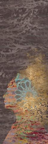 فرش مدما - فرش دیبا - فرش خط نقاشی - فرش قهوه ای - فرش سایز ٠.۸٠ متر در ۲.۴ متر - فرش هشتاد سانت در دو متر و چهل سانت - فرش 80 سانت در 2 متر و 40 سانت - فرش عرض هشتاد سانت - فرش طول دو متر و چهل سانت