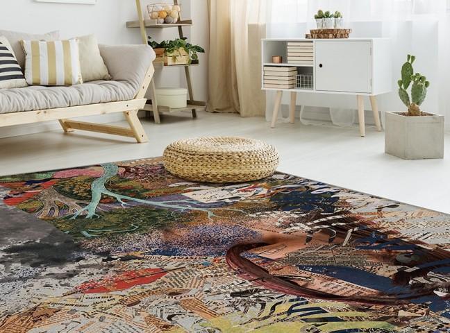 فرش مدما - فرش لبخند - فرش خط نقاشی - فرش طوسی - فرش سایز ۲.۲۵ متر در۳.۴ متر - فرش هشت متري - فرش 8 متري - فرش عرض دو متر و بيست و پنج سانت - فرش طول سه متر و چهل سانت