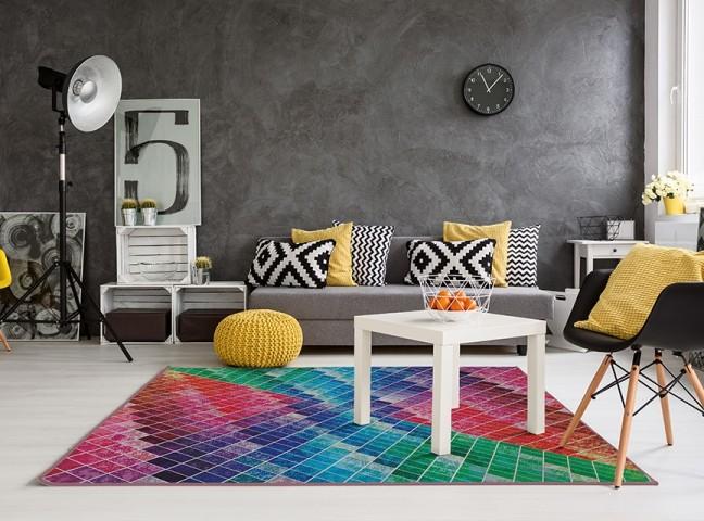 فرش مدما - فرش فردیس - فرش مدرن - فرش آبی - فرش سایز ۲.۲۵ متر در۳.۴ متر - فرش هشت متري - فرش 8 متري - فرش عرض دو متر و بيست و پنج سانت - فرش طول سه متر و چهل سانت