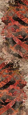 فرش مدما - فرش نیایش - فرش خط نقاشی - فرش مسی - فرش سایز ٠.۸٠ متر  در ۳.۲ متر - فرش هشتاد سانت در سه متر و بيست سانت - فرش 80 سانت در 3 متر و 20 سانت - فرش عرض هشتاد سانت - فرش طول سه متر و بيست سانت