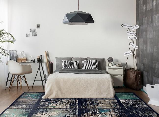 فرش مدما - فرش پردیس - فرش چهار خانه - فرش سرمه ای - فرش سایز ۲.۲۵ متر در۳.۴ متر - فرش هشت متري - فرش 8 متري - فرش عرض دو متر و بيست و پنج سانت - فرش طول سه متر و چهل سانت