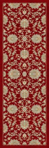 فرش مدما - فرش نازنین - فرش کلاسیک - فرش قرمز - فرش سایز ٠.۸٠ متر در ۲.۴ متر - فرش هشتاد سانت در دو متر و چهل سانت - فرش 80 سانت در 2 متر و 40 سانت - فرش عرض هشتاد سانت - فرش طول دو متر و چهل سانت
