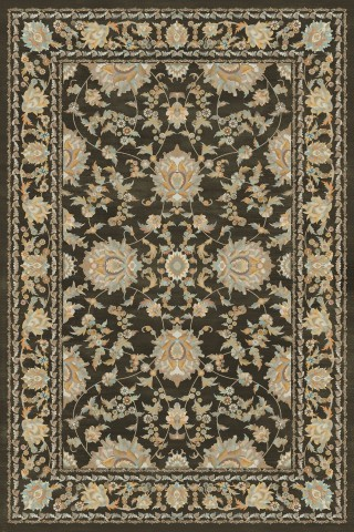 فرش مدما - فرش نازنین - فرش کلاسیک - فرش قهوه ای - فرش سایز ۲.۲۵ متر در۳.۴ متر - فرش هشت متري - فرش 8 متري - فرش عرض دو متر و بيست و پنج سانت - فرش طول سه متر و چهل سانت
