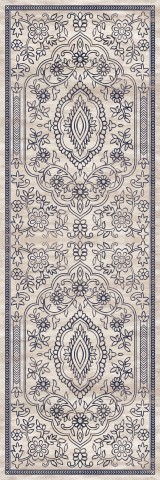 فرش مدما - فرش طراوت - فرش کلاسیک - فرش کرمی - فرش سایز ٠.۸٠ متر در ۲.۴ متر - فرش هشتاد سانت در دو متر و چهل سانت - فرش 80 سانت در 2 متر و 40 سانت - فرش عرض هشتاد سانت - فرش طول دو متر و چهل سانت