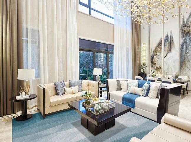 فرش مدما - فرش الماس - فرش مینیمال - فرش آبی - فرش سایز ۲.۲۵ متر در۳.۴ متر - فرش هشت متري - فرش 8 متري - فرش عرض دو متر و بيست و پنج سانت - فرش طول سه متر و چهل سانت