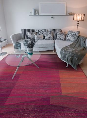 فرش مدما - فرش هنگامه - فرش مدرن - فرش صورتی - فرش سایز ۲.۲۵ متر در۳.۴ متر - فرش هشت متري - فرش 8 متري - فرش عرض دو متر و بيست و پنج سانت - فرش طول سه متر و چهل سانت
