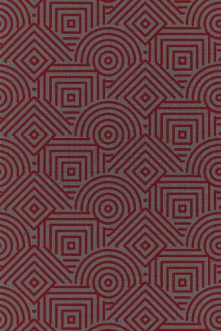 فرش مدما - فرش سیروان - فرش هندسی - فرش قرمز - فرش سایز ۲.۲۵ متر در۳.۴ متر - فرش هشت متري - فرش 8 متري - فرش عرض دو متر و بيست و پنج سانت - فرش طول سه متر و چهل سانت
