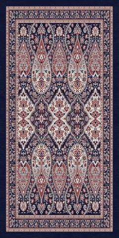 فرش مدما - فرش شهرزاد - فرش کلاسیک - فرش سرمه ای - فرش سایز پادری - فرش سايز پادري - فرش 45 سانت در 90 سانت - فرش عرض چهل و پنج سانت - فرش طول نود سانت