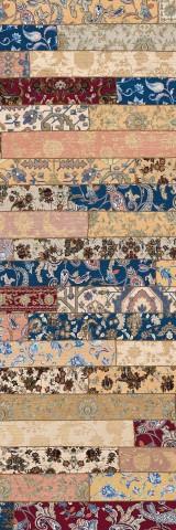 فرش مدما - فرش دلسا - فرش کهنه نما - فرش خردلی - فرش سایز ٠.۸٠ متر در ۲.۴ متر - فرش هشتاد سانت در دو متر و چهل سانت - فرش 80 سانت در 2 متر و 40 سانت - فرش عرض هشتاد سانت - فرش طول دو متر و چهل سانت