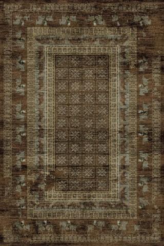 فرش مدما - فرش پازیریک - فرش کهنه نما - فرش سبز - فرش سایز ۲.۲۵ متر در۳.۴ متر - فرش هشت متري - فرش 8 متري - فرش عرض دو متر و بيست و پنج سانت - فرش طول سه متر و چهل سانت