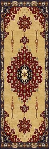 فرش مدما - فرش آلاله - فرش کلاسیک - فرش لاکی - فرش سایز ٠.۸٠ متر در ۲.۴ متر - فرش هشتاد سانت در دو متر و چهل سانت - فرش 80 سانت در 2 متر و 40 سانت - فرش عرض هشتاد سانت - فرش طول دو متر و چهل سانت