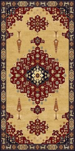 فرش مدما - فرش آلاله - فرش کلاسیک - فرش لاکی - فرش سایز ۱.۵ متر در ۳ متر - فرش يک متر و نيم در سه متر - فرش 1.5 در 3 متر - فرش عرض يک و نيم متر - فرش طول سه متر