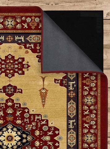 فرش مدما - فرش آلاله - فرش کلاسیک - فرش لاکی - فرش سایز ۱.۲ متر در ۲.۴ متر - فرش صد و بيست سانت در دو متر و چهل سانت - فرش 120 سانت در 240 سانت - فرش عرض صد و بيست سانت - فرش طول دو متر و چهل سانت