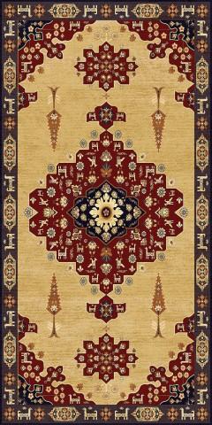 فرش مدما - فرش آلاله - فرش کلاسیک - فرش لاکی - فرش سایز ۱ متر در ۲ متر - فرش دو متري - فرش 2 متري - فرش عرض يک متر - فرش طول دو متر