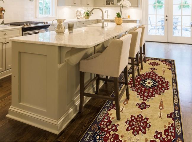 فرش مدما - فرش آلاله - فرش کلاسیک - فرش لاکی - فرش سایز ۱ متر در ۳ متر - فرش سه متري - فرش 3 متري - فرش عرض يک متر - فرش طول سه متر