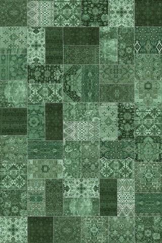 فرش مدما - فرش روناک - فرش چهار خانه - فرش سبز - فرش سایز ۲.۲۵ متر در۳.۴ متر - فرش هشت متري - فرش 8 متري - فرش عرض دو متر و بيست و پنج سانت - فرش طول سه متر و چهل سانت