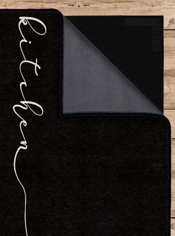 فرش مدما - فرش لاوین - فرش آشپزخانه - فرش مشکی - فرش سایز ٠.۸٠ متر در ۱.۶ متر - فرش هشتاد سانت در يک متر و شصت سانت - فرش 80 سانت در 1 متر و 60 سانت - فرش عرض هشتاد سانت - فرش طول يک متر و شصت سانت