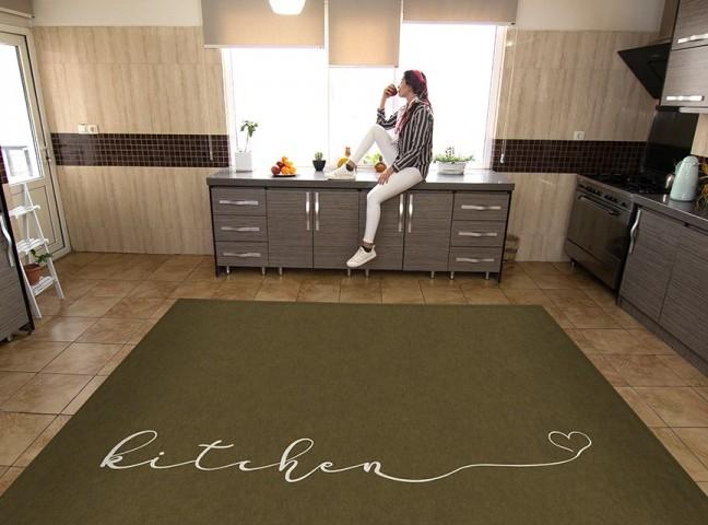 فرش مدما - فرش لاوین - فرش آشپزخانه - فرش سبز - فرش سایز ۲.۲۵ متر در۳.۴ متر - فرش هشت متري - فرش 8 متري - فرش عرض دو متر و بيست و پنج سانت - فرش طول سه متر و چهل سانت